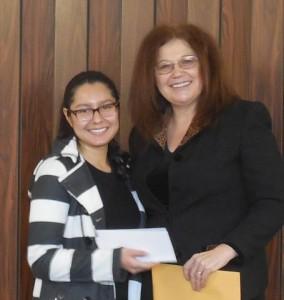 Andrea Fernandez Scholarship
