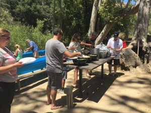 2016 Central Coast ICC Barbeque.  July 23, 2016, Cuesta Park, San Luis Obispo