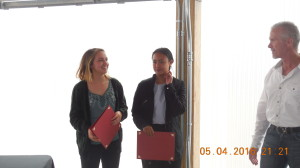 2016 Scholarship Ayu & Kailie ARCH STUDENTS