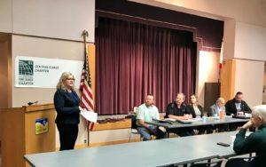 Amie Brousseau – California Energy Commission